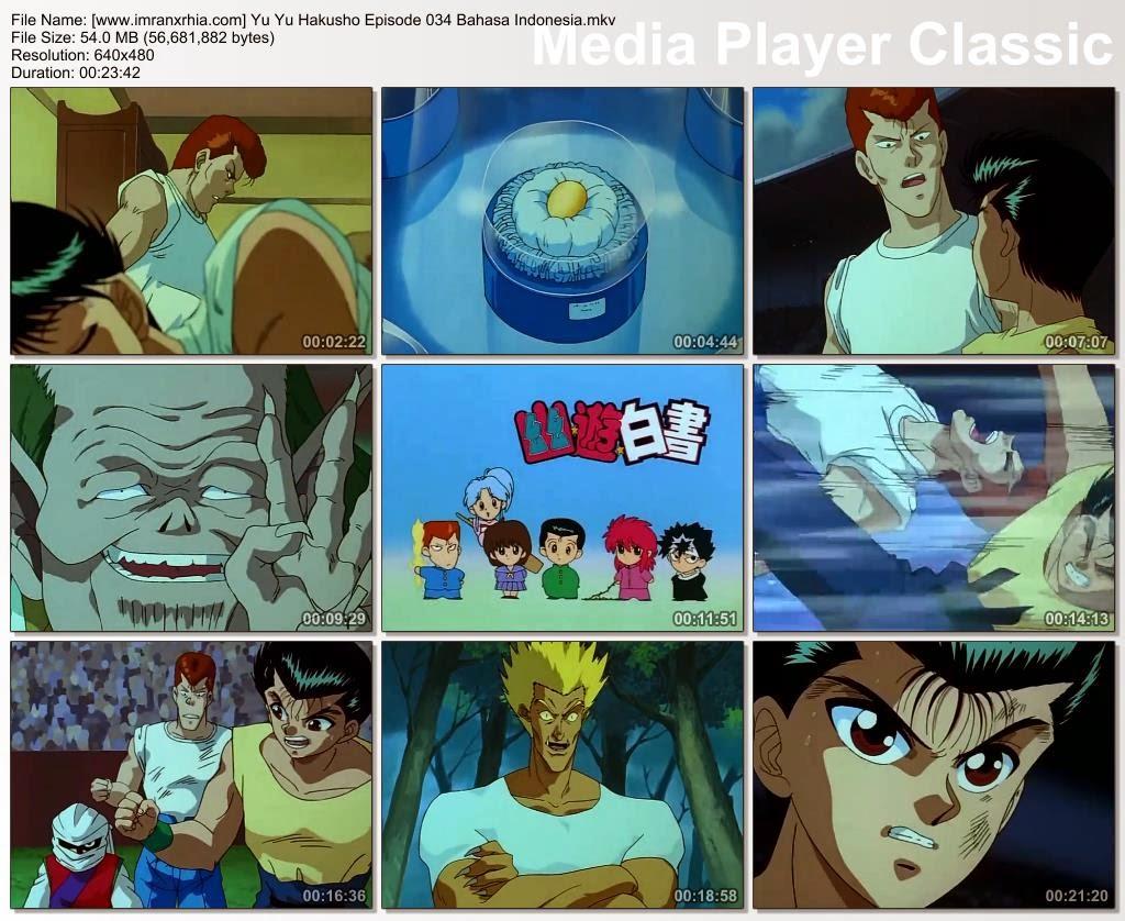 yu yu hakusho episodes download