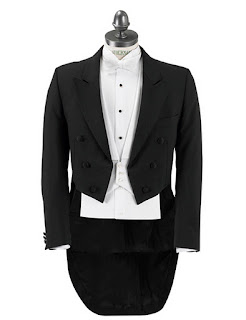 Cravate blanche white tie