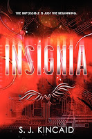 Insignia by SJ Kincaid