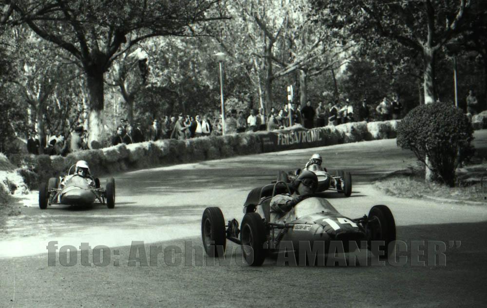 Circuito Zaragoza : Daniel perez carreras en el parque