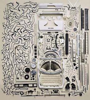 Todd Mclellan, Smith Corona, typewriter, 1960