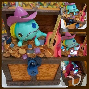 JPDS LE 300 Treasure Hunt Scrump Light Up Figure