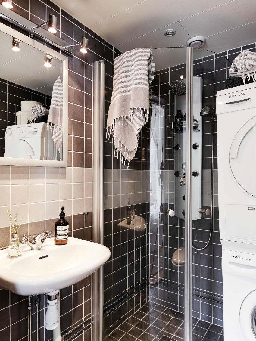 House of silver: lys og luftig lejlighed på bare 53 m2