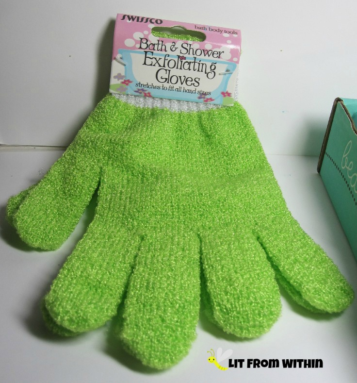 Twistco Bath & Shower Exfoliating Gloves