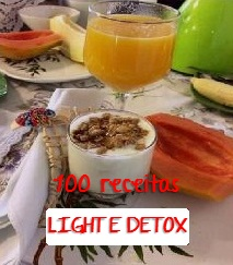 100 Receitas Light e Detox