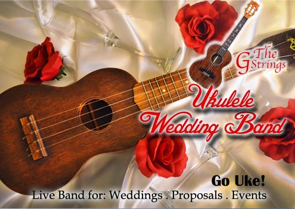 Wedding Live Band Singapore Ukulele
