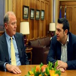 Ο Προβόπουλος (μετά τη συνάντηση με  Τσίπρα) πάει για πρωθυπουργός της μεταβατικής!