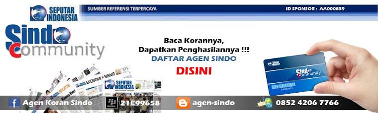Seputar Indonesia | Agen Koran Online