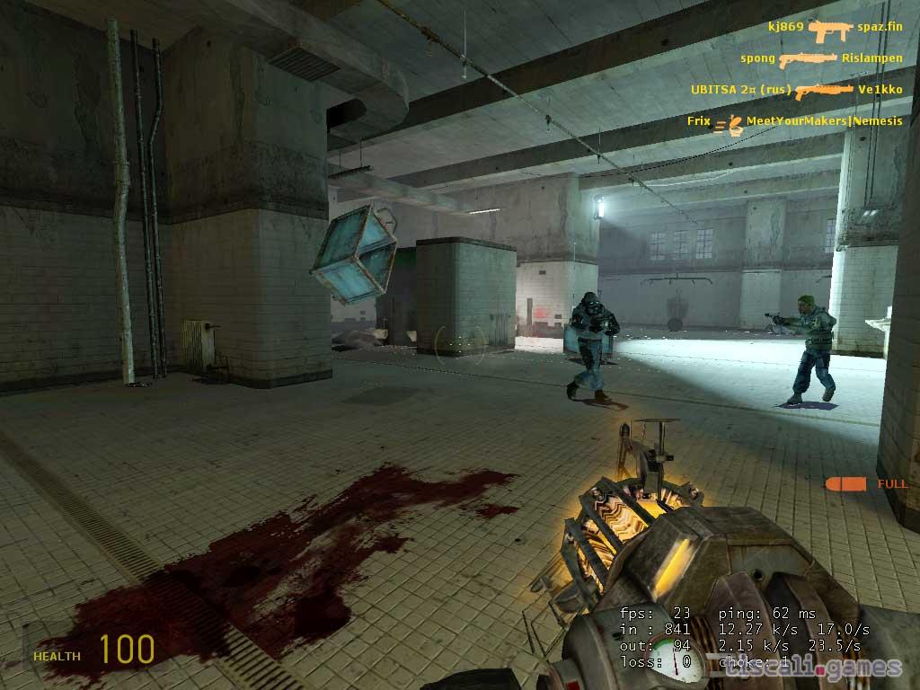 Ultimate deathmatch: source (2012) pc