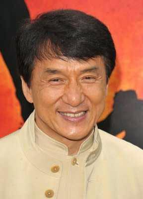 Aktor Laga China Jackie Chan