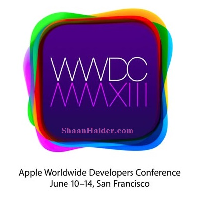 Watch Apple WWDC 2013 Event Live Stream Online