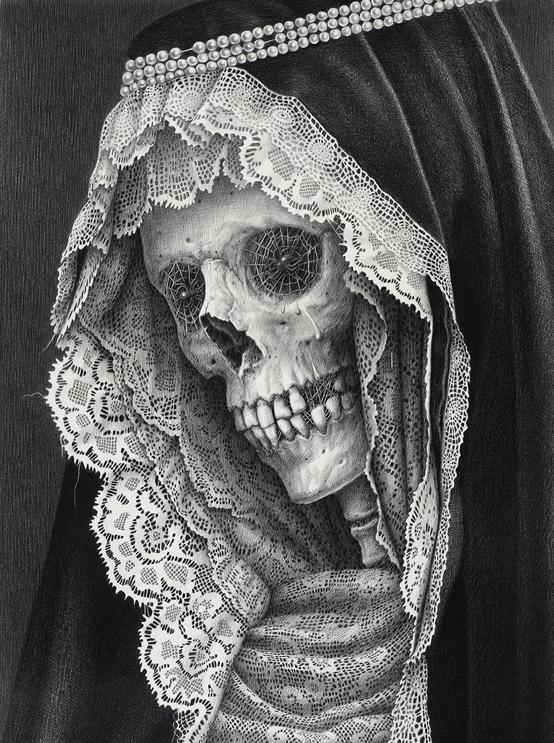 Terra Incognita: Laurie Lipton's Macabre Art