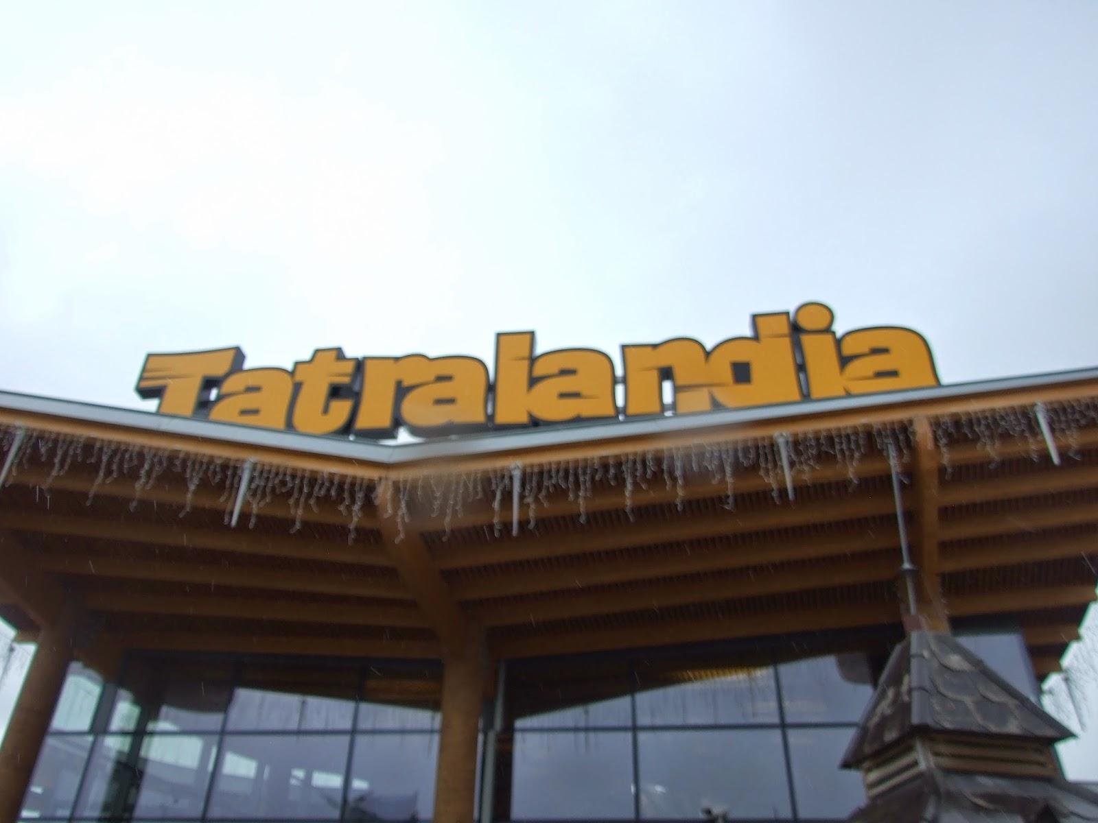 Tatralandia - Wodna Kraina