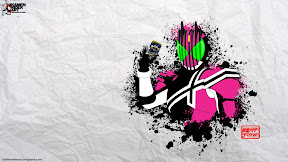 Kamen Rider Decade Wallpaper Wide 2