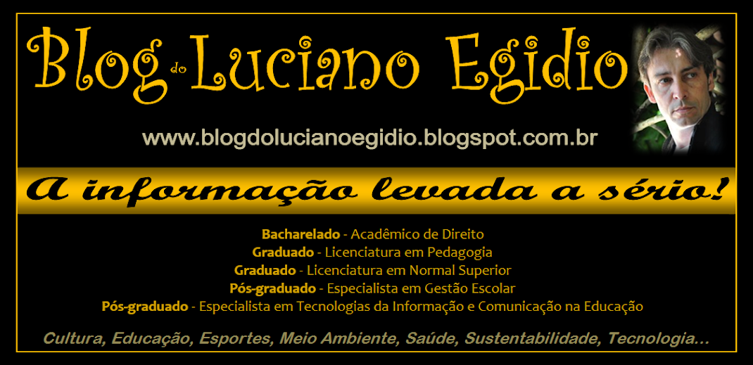 Blog do Luciano Egidio