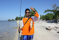 Spot Casting Land Base Di Pulau Tunda   Luar Biasa