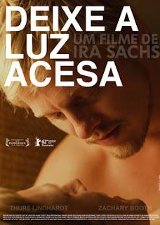 """Poster do filme """"Deixe a Luz Acesa"""""""