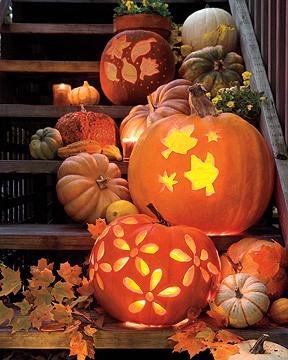 Inspire Bohemia Fall And Halloween Pumpkins