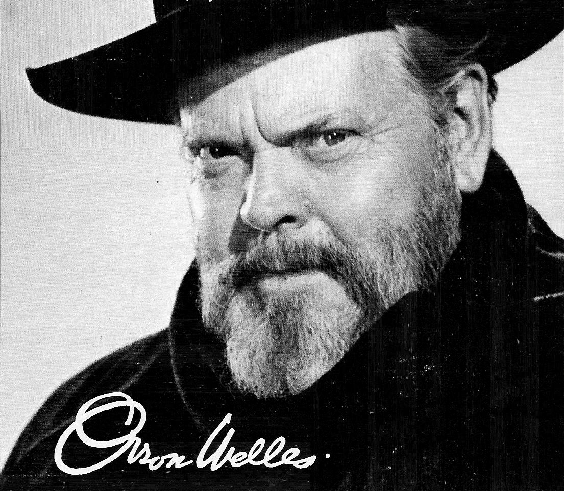 Orson Welles Worlds quot Orson Welles was