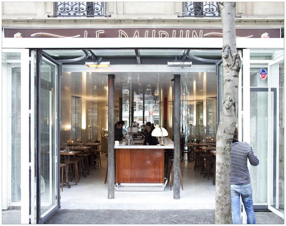 Cafe Le Dauphin Paris