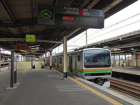 快速おさんぽ川越号 E231系 臨時