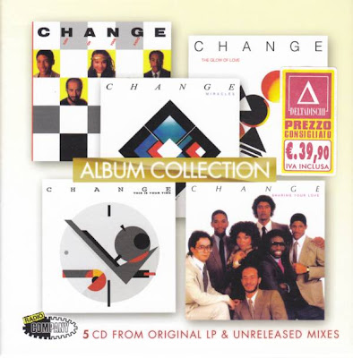 Change - Album Collection / 5 albums expanded