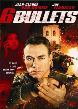 Filme Poster 6 Bullets DVDRip XviD & RMVB Legendado