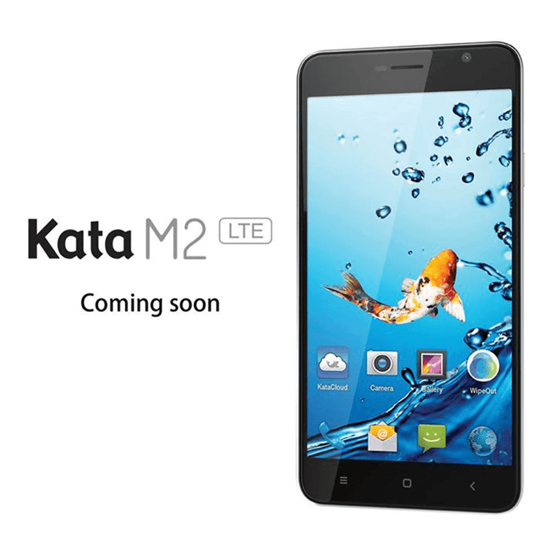 Kata M2 LTE Teased! Their First LTE Powered Device!