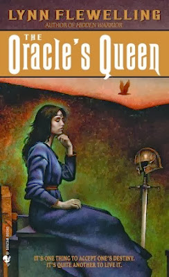 The Oracle's Queen (Tamir Trilogy: Book 3) By Lynn Flewelling