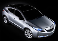 2011 Acura ZDX Review And Price