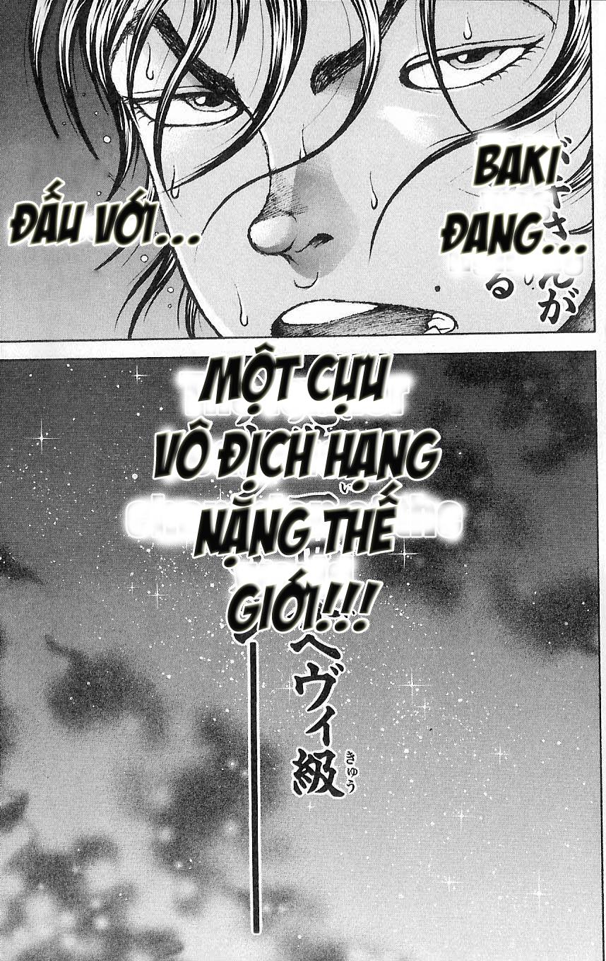 Baki - Son of Ogre chap 5 - Trang 19