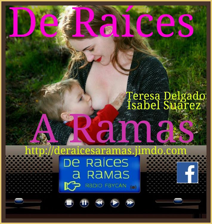 DE RAÍCES A RAMAS