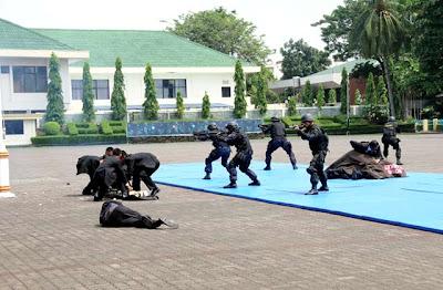 TNI Siapkan Satgaspam VVIP Untuk KTT Ke-18 ASEAN