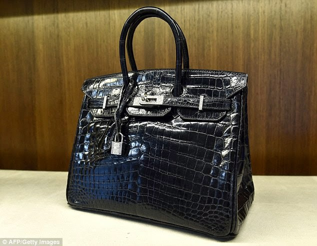 af52ef292592 Coveted  This Hermes Extraordinary Collection Birkin bag has a starting bid  of  40