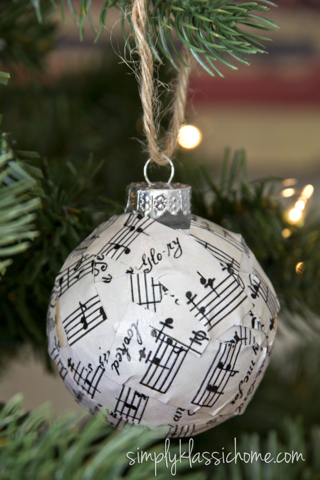 Clear glass craft ornaments - Save