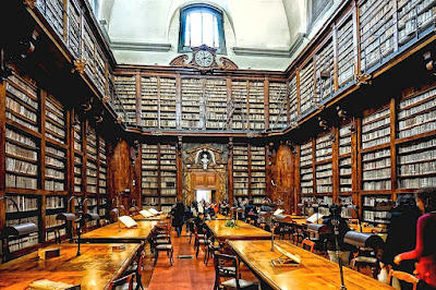 La Biblioteca Marucelliana Firenze