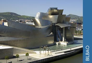 Enlace Museo Guggenheim de Bilbao