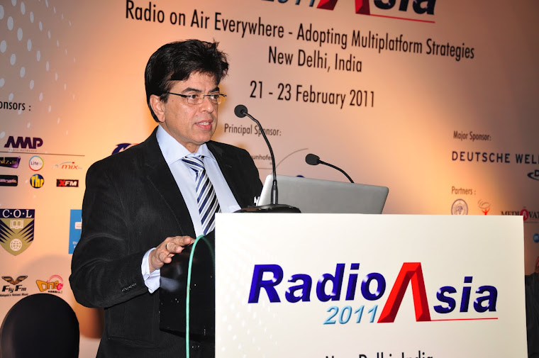 Radioactivty at its best at Radio Asia 2011
