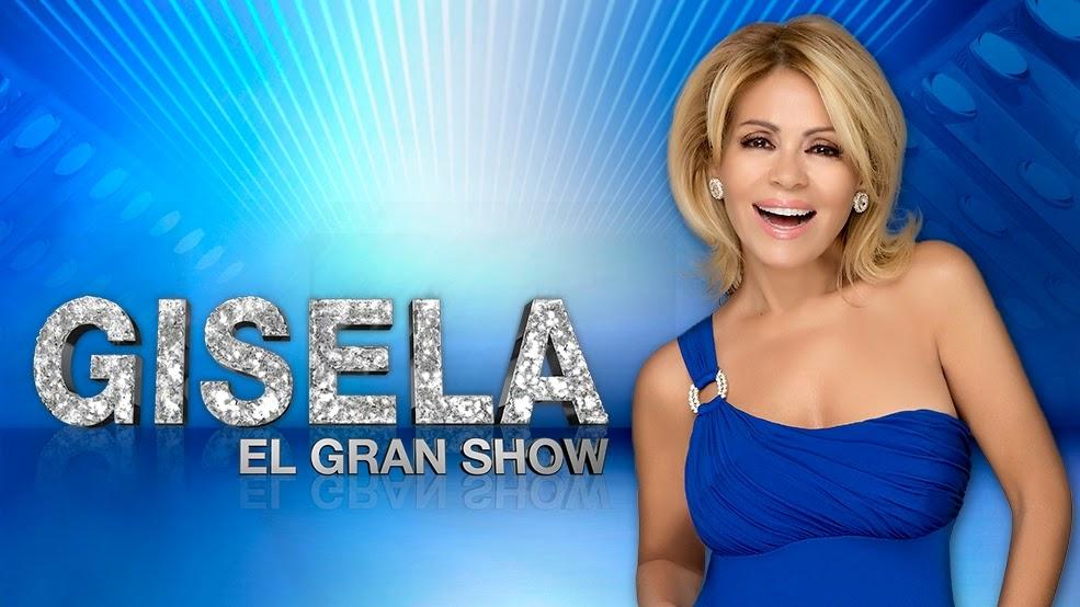 Gisela: El Gran Show HD Programa 27-09-14