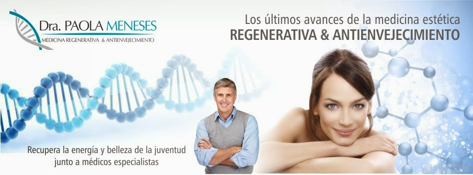 MEDICINA REGENERATIVA Y ANTI-AGING