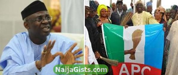 pastor tunde bakare apc party nigeria
