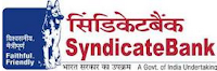 Syndicate Bank PO Recruitment 2012