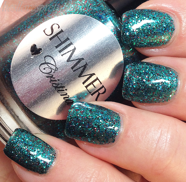 Shimmer Cristina swatch and review
