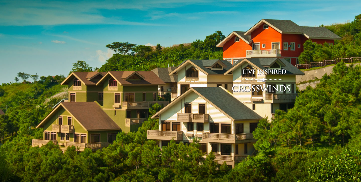 Crosswinds tagaytay real estate philippines for Crosswinds homes