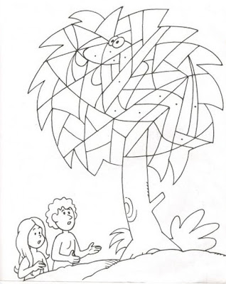 encontrar imagen Adán y Eva
