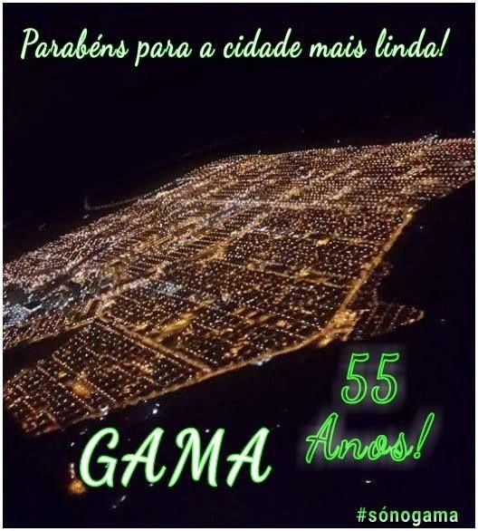 NOSSO GAMA. CIDADE DE AMIGOS