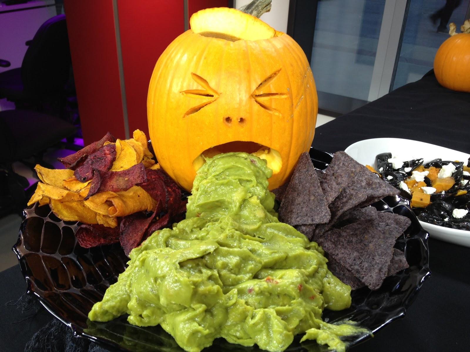 5 recetas de Halloween terroríficas y deliciosas