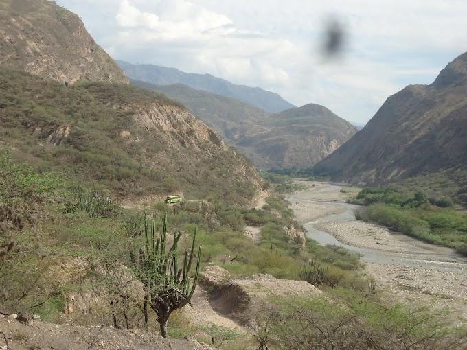 Cañón del Chicamocha se convertiría en patrimonio mundial