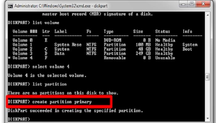 Cara memperbaiki Flash Disk tidak bisa diformat Unable to format