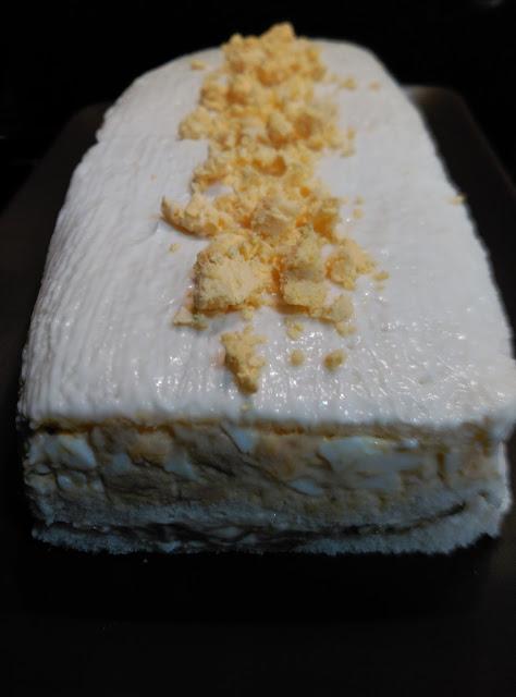 Pastel Frio De Atun